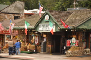 Best Italian restaurant in Gatlinburg TN.
