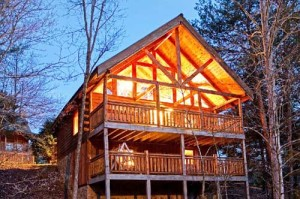 God's Grace cabins near Pigeon Forge Parkway