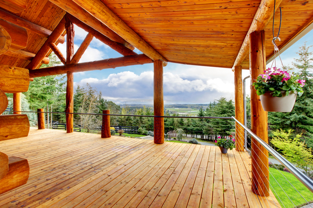 4 reasons to stay in a pigeon forge cabin with an outdoor for Cottages with sauna and hot tub