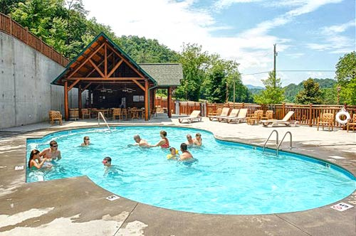 8 excellent cabins in pigeon forge with pool access