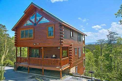 4 tips for making the most of a spring vacation at our for Discount smoky mountain cabin rentals