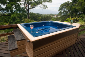 Ways a Pigeon Forge cabin with an outdoor hot tub is good for your health