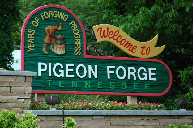 Welcome to Pigeon Forge TN