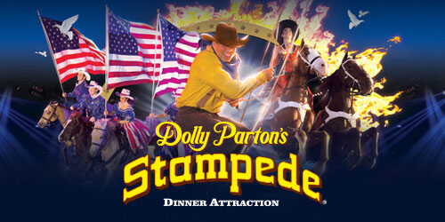 Dixie stampede pigeon forge discount coupons