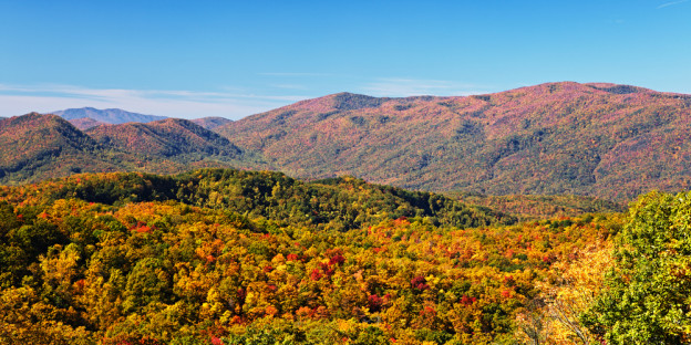 What To Pack For A Successful Fall Smoky Mountain Vacation